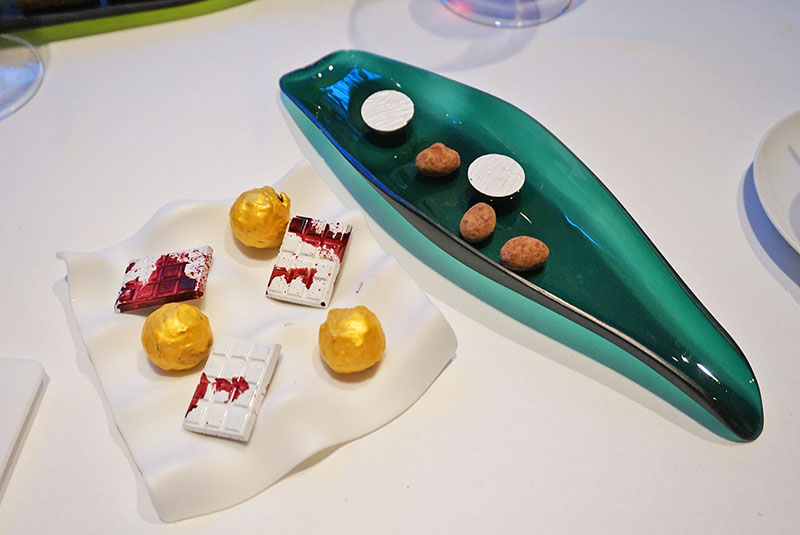 menu festival 2019 el celler de can roca petit fours