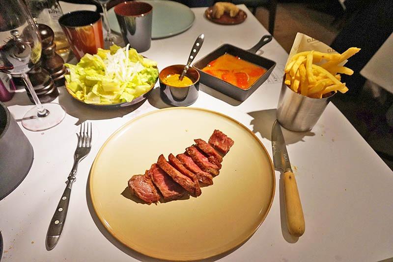 restaurante solomillo carnes selectas