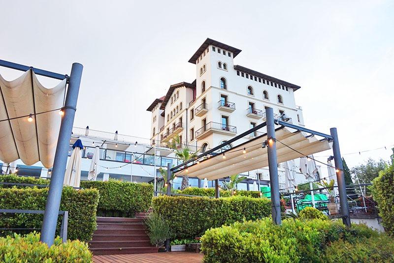 les terrasses gran hotel la florida