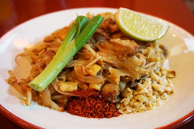 lucky road restaurante Lucky Pad Thai