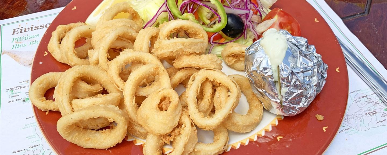 restaurante el puerto ibiza portinatx