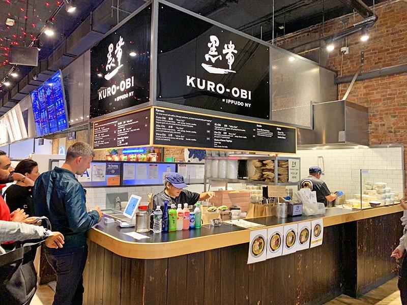 kuro-obi ippudo new york