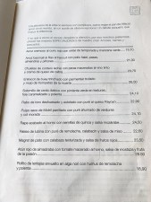 menu carmen de aben humeya