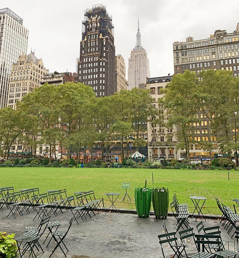 nueva york restaurantes