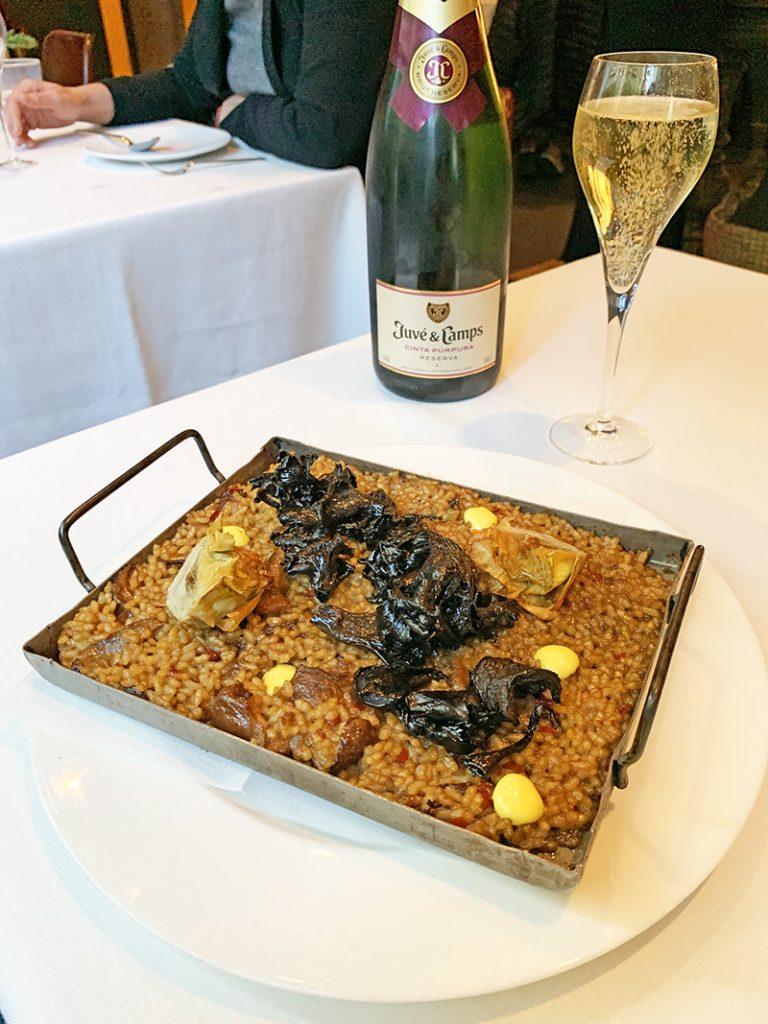 menu otoño ametller origen alberto vicente city bar restaurant