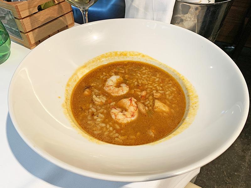 restaurante pelai arroz caldoso