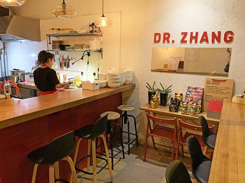 dr zhang dumplings