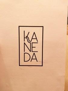 Menu y carta del Kaneda Ramen