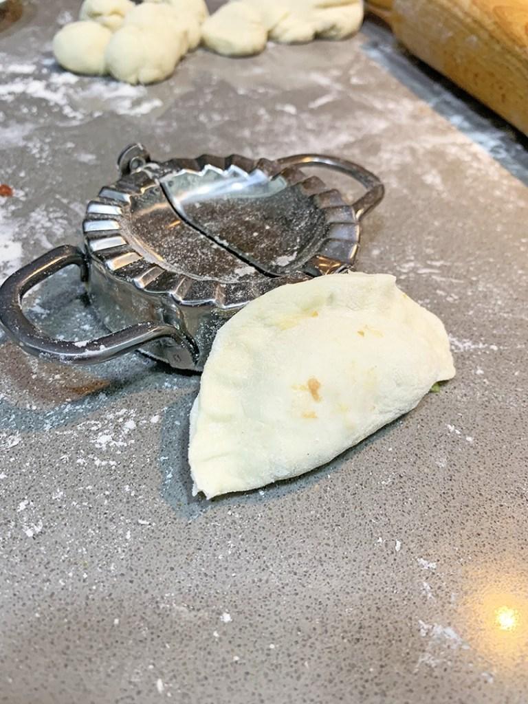 cómo hacer gyozas