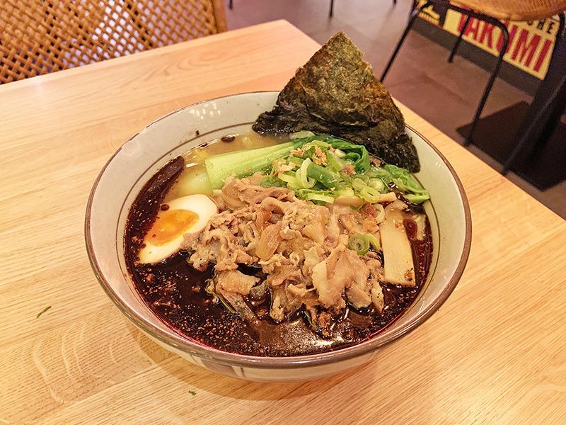 Takumi Ramen Restaurante Aribau