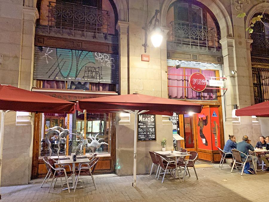 el Foro restaurante