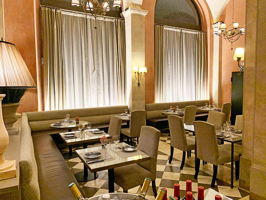 Hotel Duquesa de Cardona Restaurante
