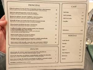 menu vinogrado