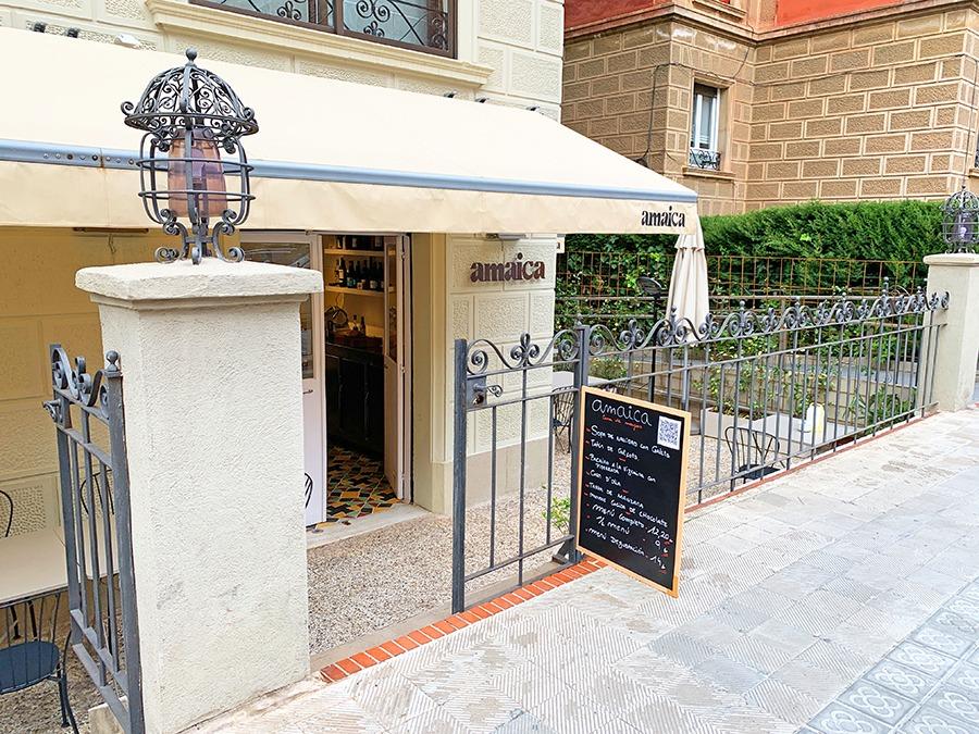 restaurante amaica