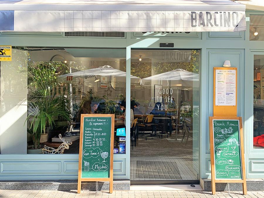 barcino food brunch