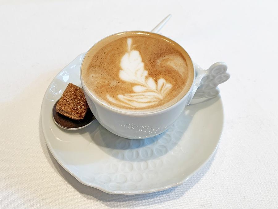 El Celler de Can Roca Menú 2021 café
