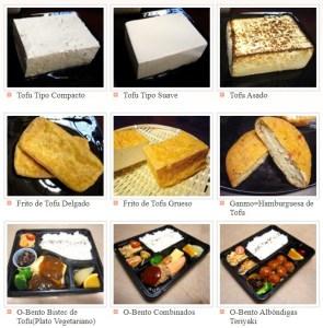 Menú Tofu Catalán