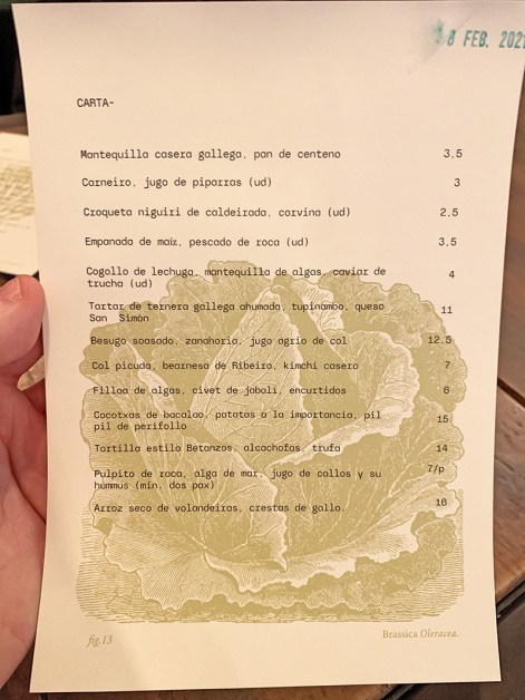 Carta Besta Restaurant