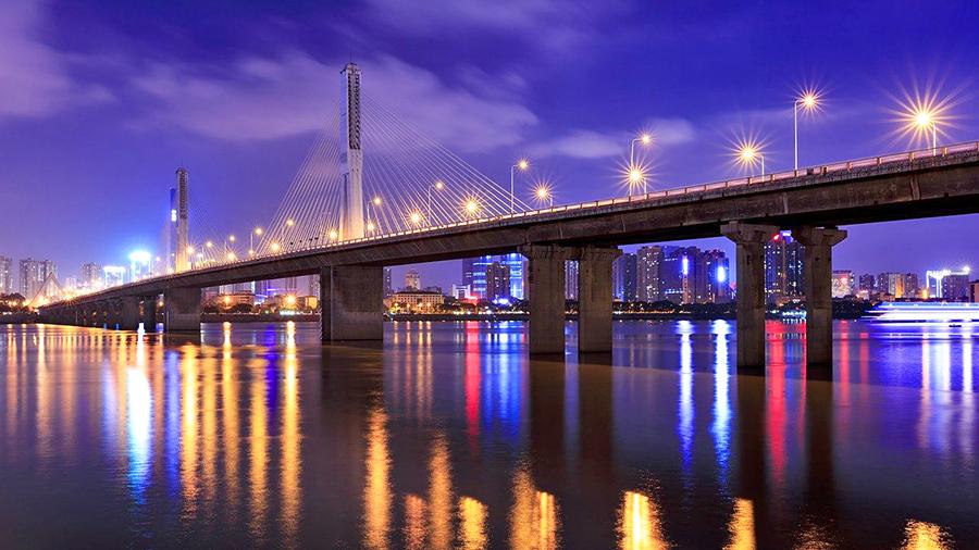Puente de Changsha Cocina de Hunan