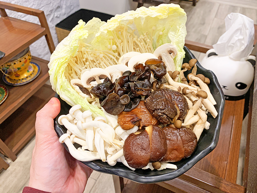 Restaurante Shuyu Hot Pot