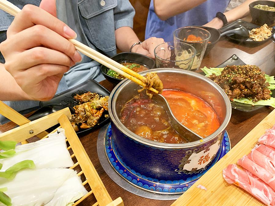 Shuyu Hot Pot Restaurante Barcelona