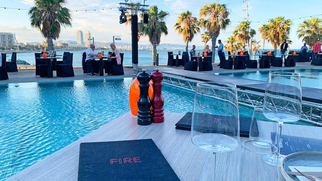 The Bonfire Hotel W