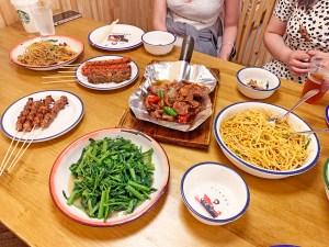 La Gastronomía China