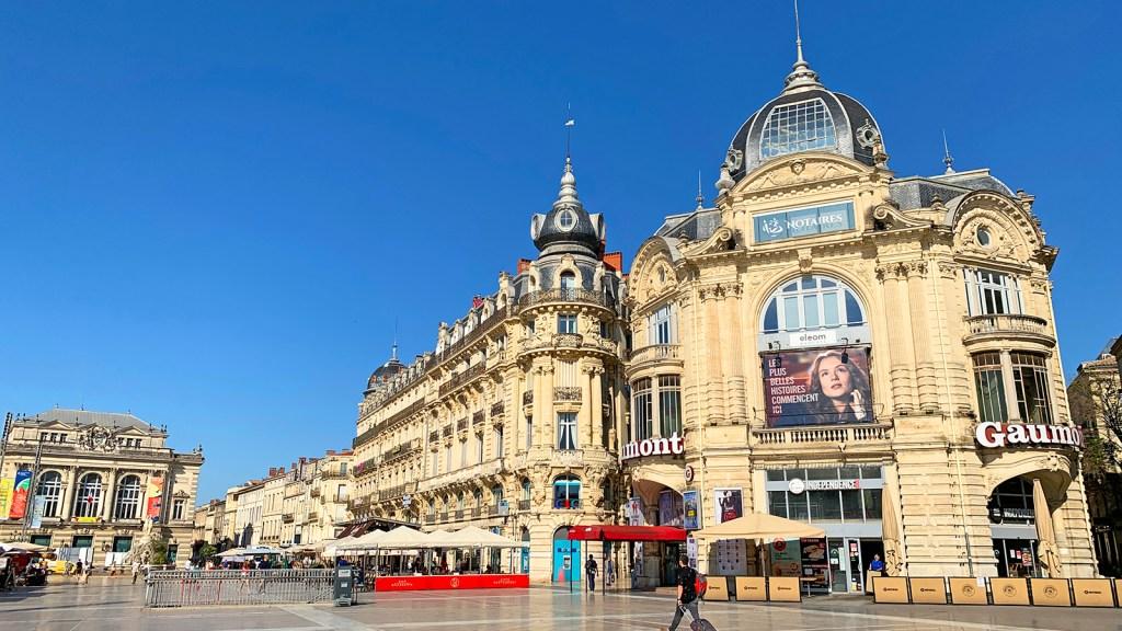 Montpellier con Renfe SNCF