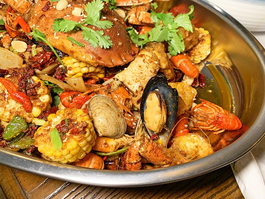 Restaurante Chengdu Barcelona Bawang Haixian Chan