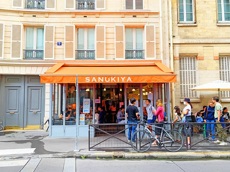Sanukiya París