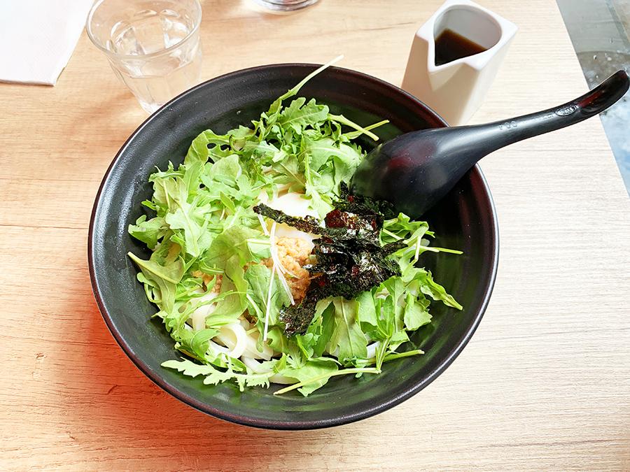 Sanukiya Restaurante París Bukkake Udon