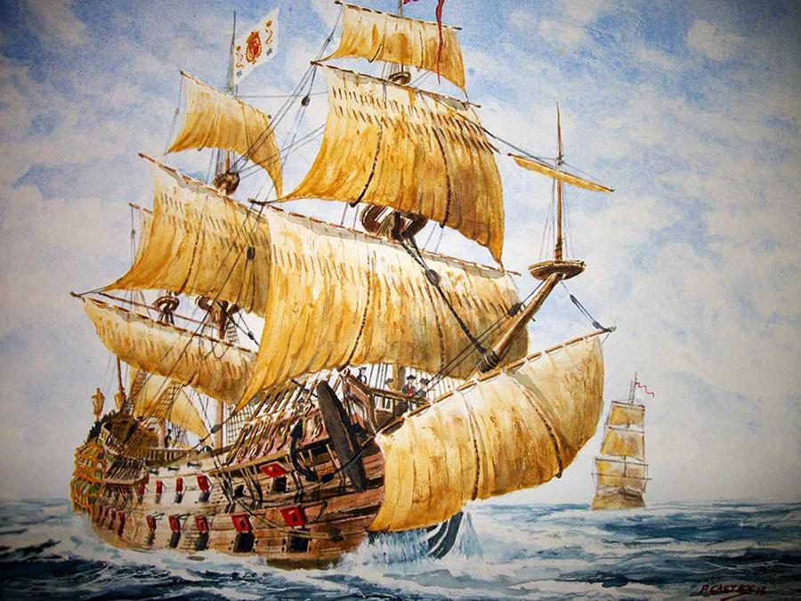 expedición japonesa a España