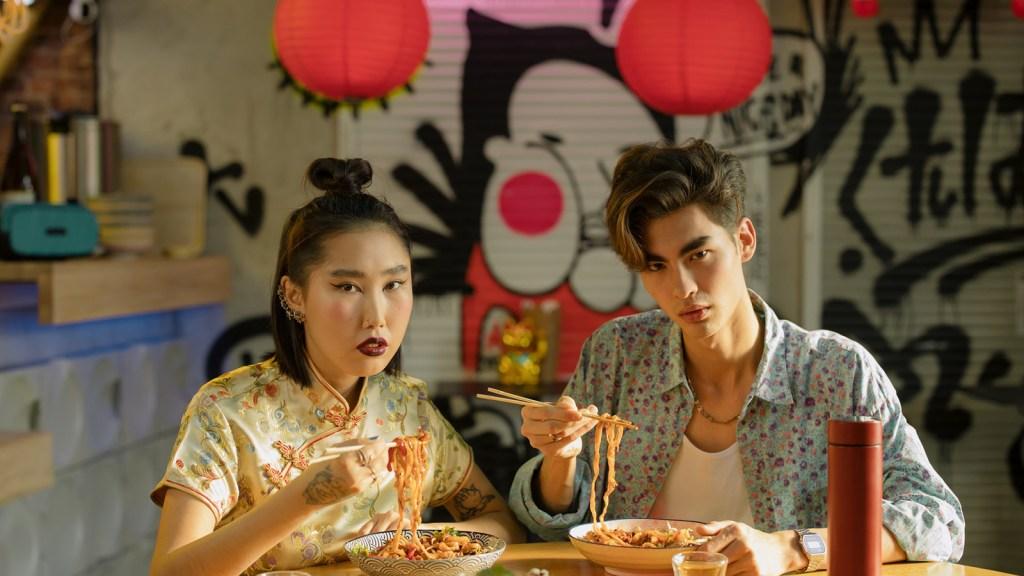 Frases en chino Restaurantes