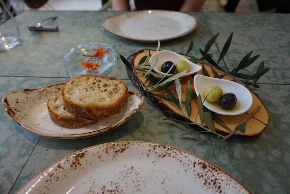 disfrutar restaurante disfruta la aceituna