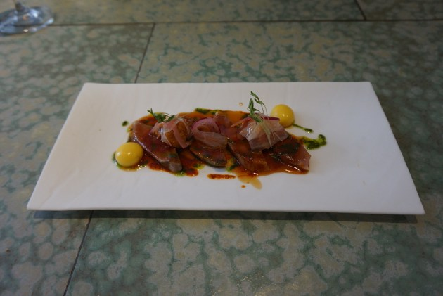 disfrutar restaurante cerdo al pibil