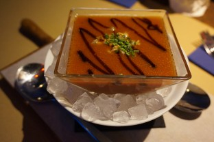 restaurante verne barcelona bloody mary