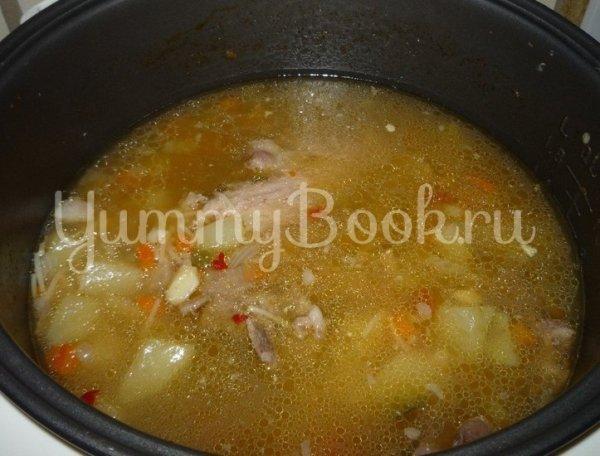 Суп из баранины с вермишелью в мультиварке, рецепт с фото ...