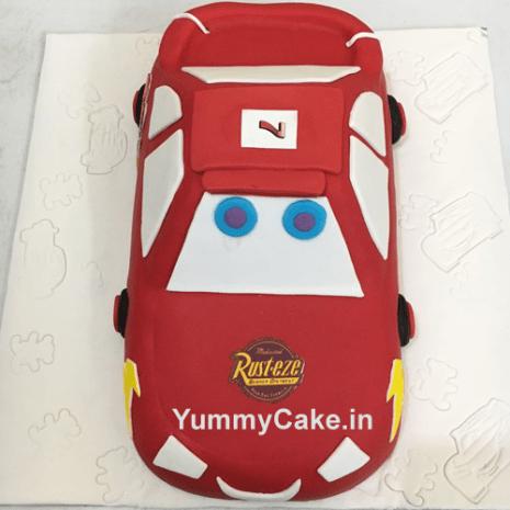 Red-car-Designer-cake_YummyCake-2