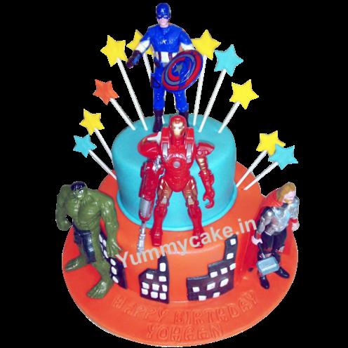 avengers-birthday-cake-yummycake