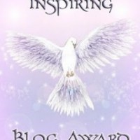 Thank you for the nomination of the Inspiring Blog Award!
