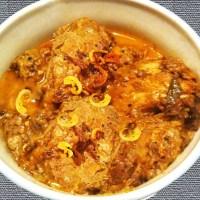 Panch Phoran Chicken Curry