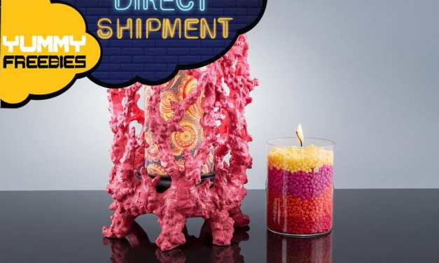 Free Pink Zebra Candle Scent