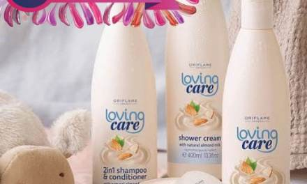 2 Free Sample of Almond Milk Shampoo & Conditioner