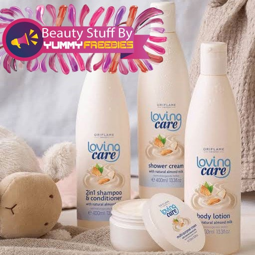 2 Free Sample of Almond Milk Shampoo & Conditioner