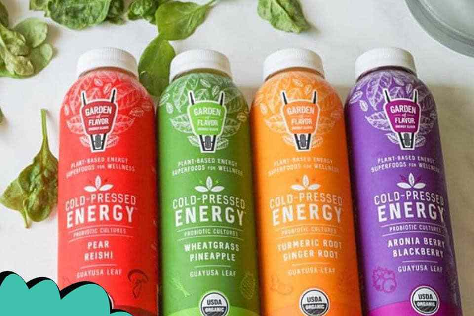 Free Cold Pressed Energy