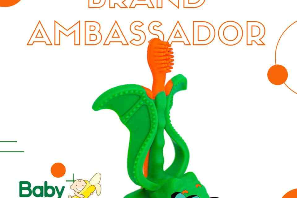 Baby Banana Brush Ambassdor Opportunity