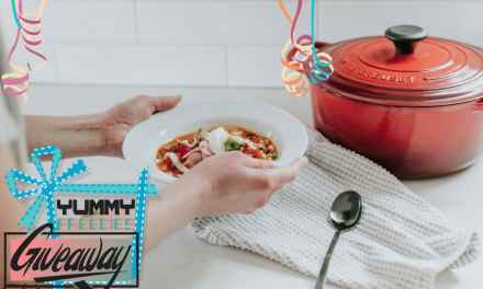 1 Fiesta Large Covered Casserole Giveaway