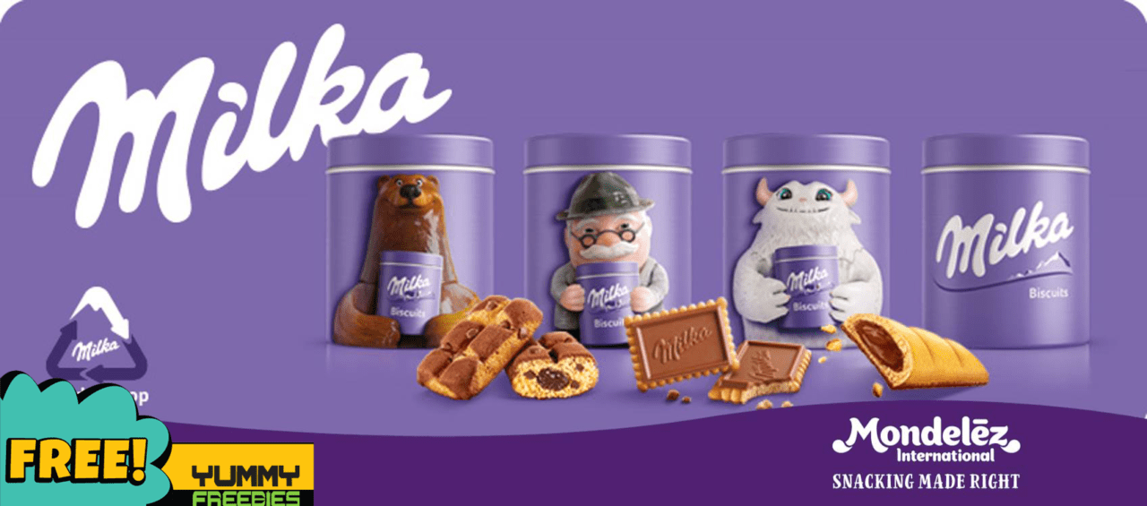 FREE 9 Mondelez International Products