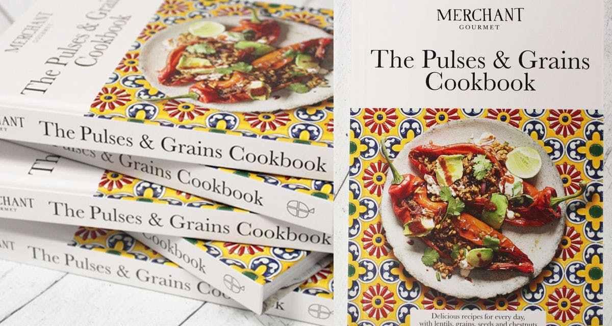 Free Merchant Gourmet Pulses & Grains Cookbook
