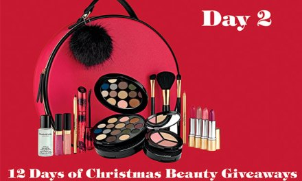 Dave Lackie 12 Days of Christmas Beauty Giveaways